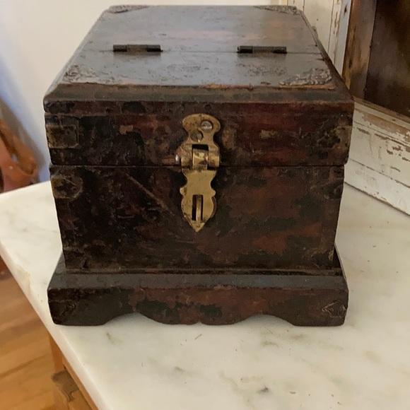 Antique Asian Box